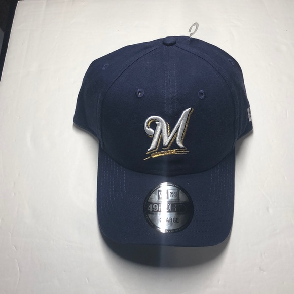 reliable quality best supplier great deals New Era Accessories | Nwt Milwaukee Brewers Hat Size Xl | Poshmark